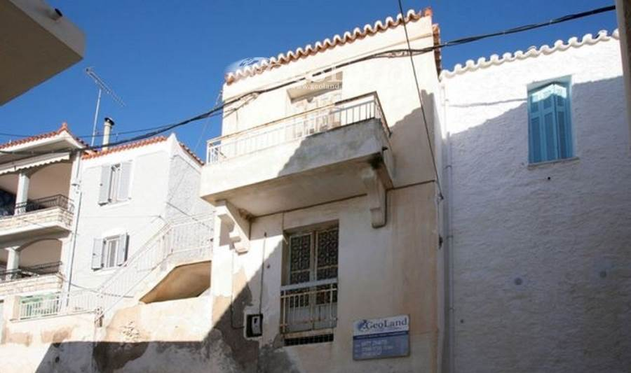 (For Sale) Residential Detached house || Argolida/Ermioni - 120 Sq.m, 2 Bedrooms, 280.000€