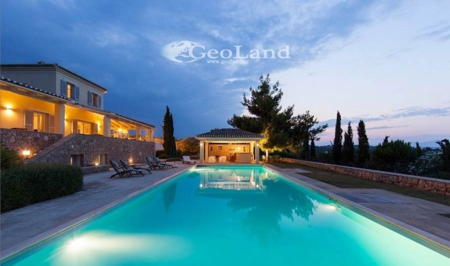 (For Sale) Residential Villa || Argolida/Kranidi - 400 Sq.m, 5 Bedrooms, 3.000.000€
