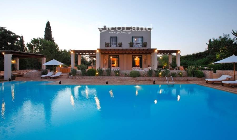 (For Rent) Residential Villa || Argolida/Kranidi - 300 Sq.m, 6 Bedrooms, 90.000€